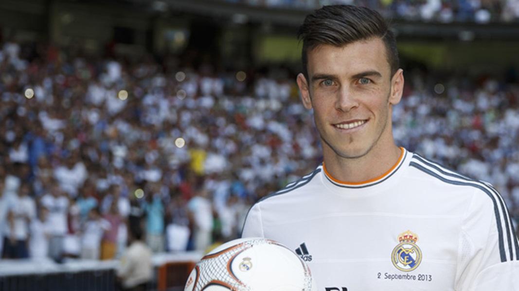Gareth Bale on Real Madrid move and Cristiano Ronaldo - Video