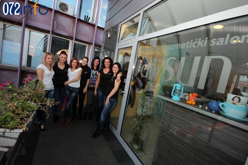 Frizersko-kozmeticki salon Aysun Zenica