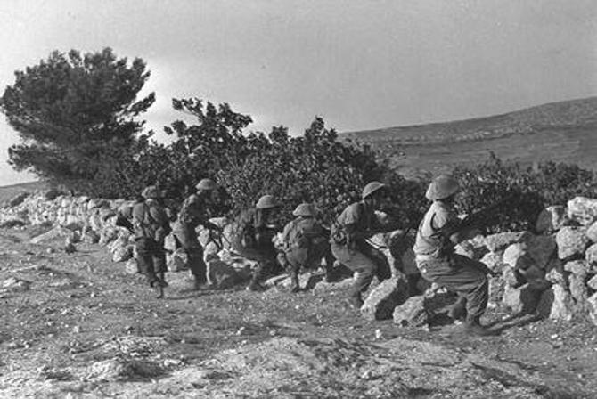 Izraelski-vojnici-tokom-gradjanskog-rata