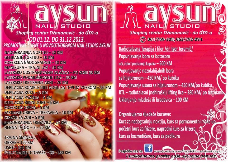 NAIL STUDIO AYSUN