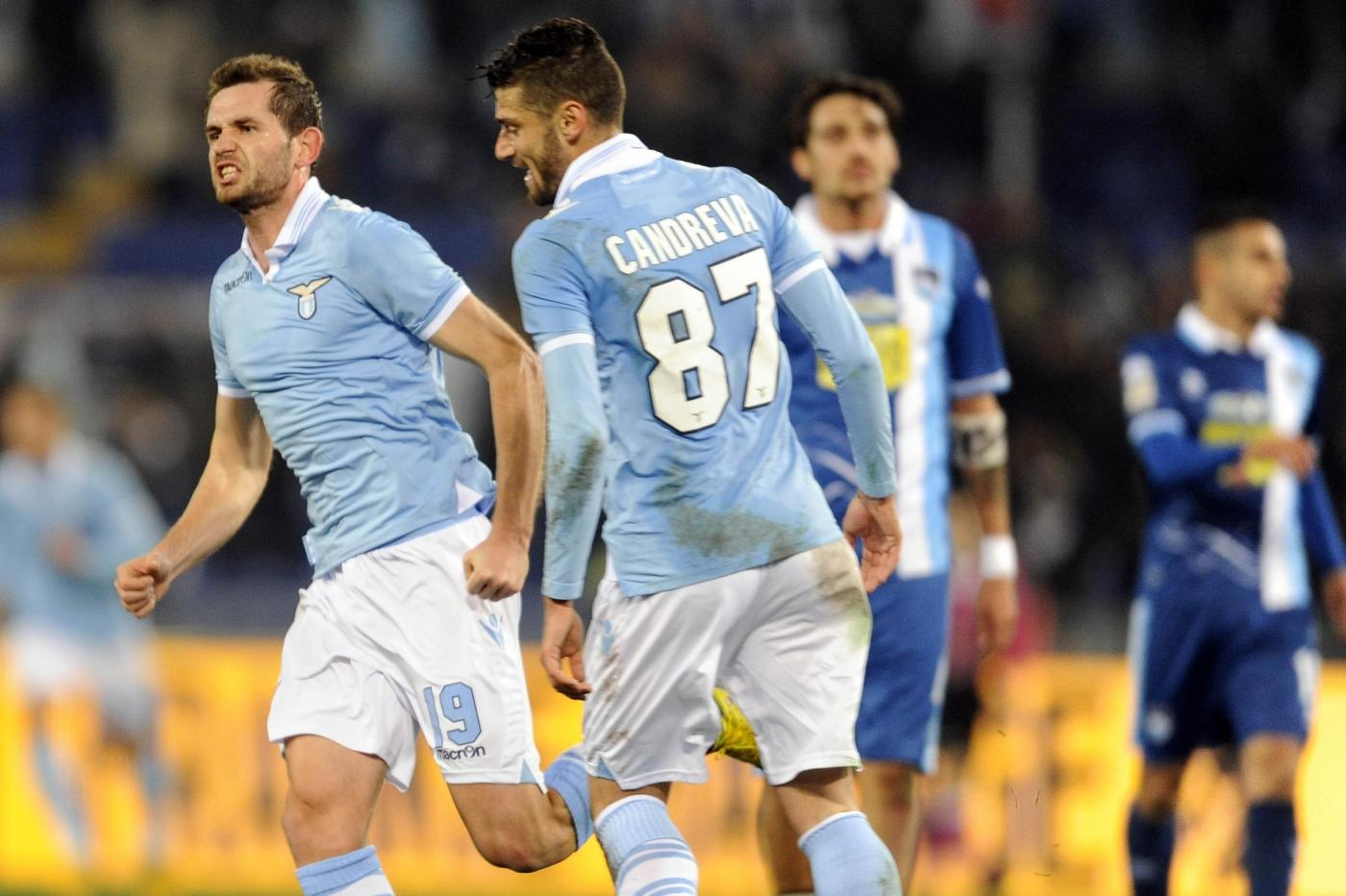 SS Lazio vs Pescara - Serie A Tim 2012/2013
