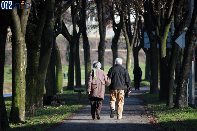 Zenica - Penzioneri