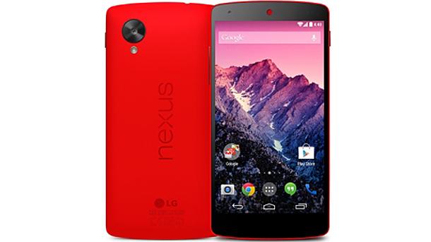 LG-Nexus-5-Red-Crveni