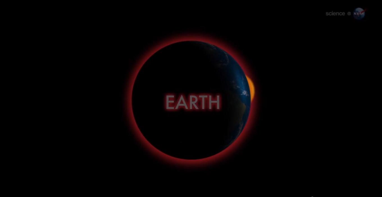 Totalno pomračenje Zemljinog satelita