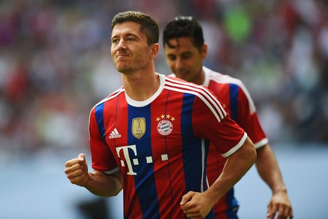 FC Bayern Muenchen v VfL Wolfsburg - Telekom Cup 2014 Final