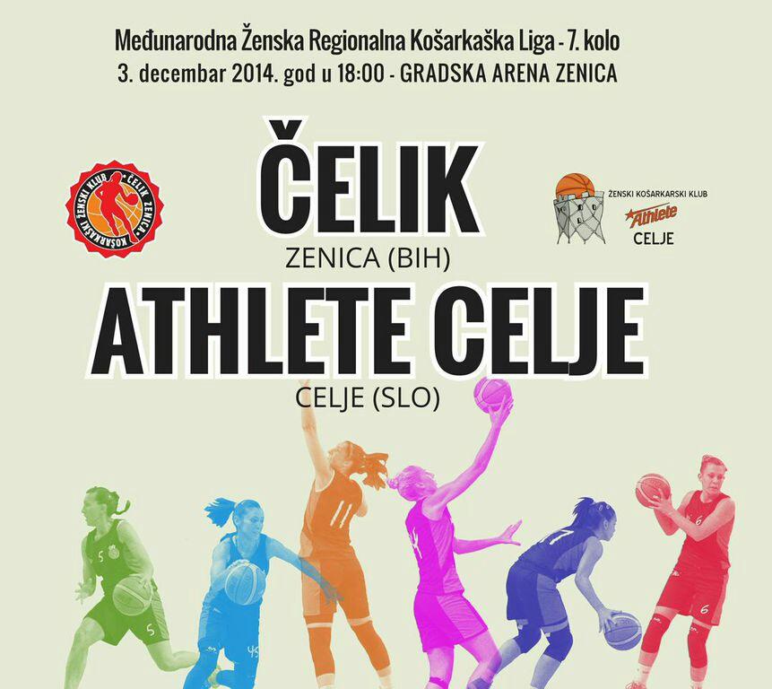 Celik - Athlete