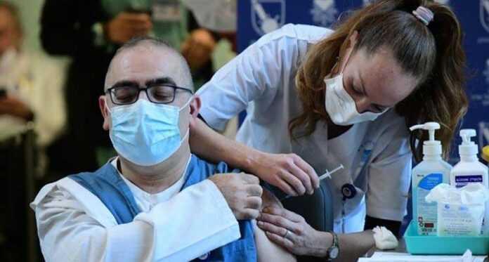 Izrael koronavirus vakcinacija Xinhua