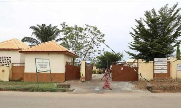 Nigerija Abuja skola AA