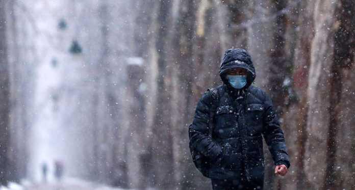 hladnoca vrijeme
