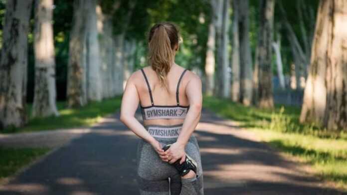 vjezbanje vjezba trka sportistkinja pixabay