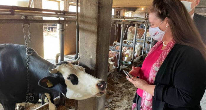 Farm visit 2 1