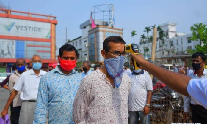 Indija koronavirus mjere Xinhua
