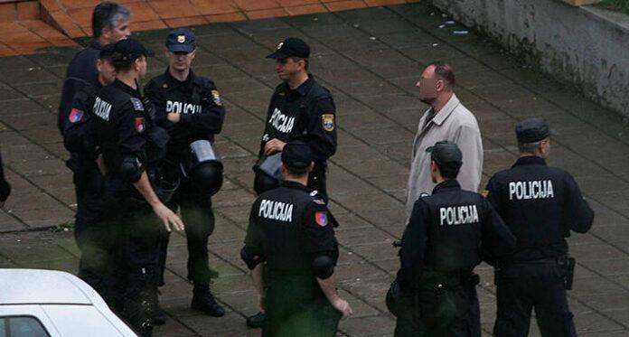 MUP Kantona Sarajevo policija pixell