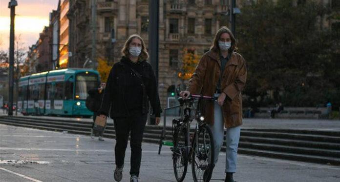 Njemacka Frankfurt koronavirus mjere ogranicenja Xinhua