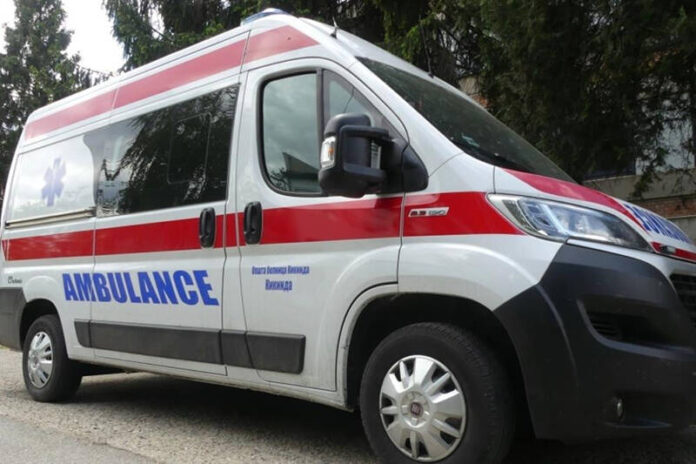 ambulanta nis 12