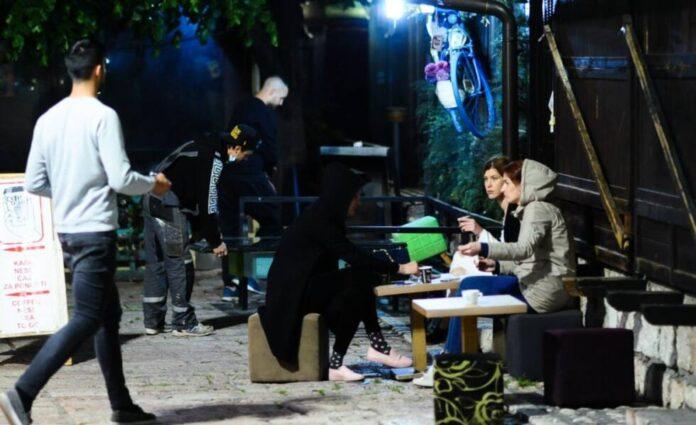kafici Sarajevo setnja noc AA08