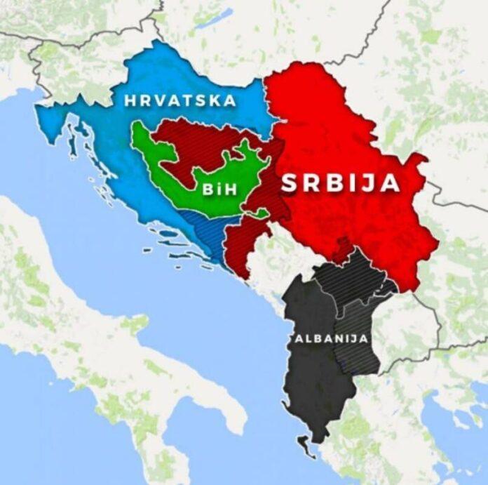 mapa jansa jugoslavija apr