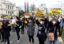 sarajevo protesti borbazazivot vakcineostavke parlamentbih 6apr20 DKRSAa09