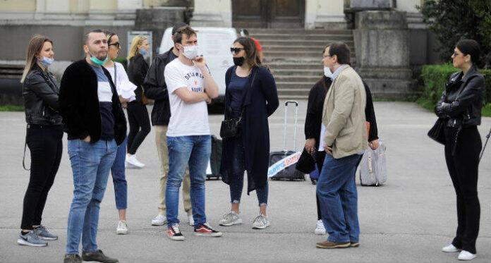 turisticki radnici protest 1