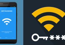 View Saved Wi Fi Passwords