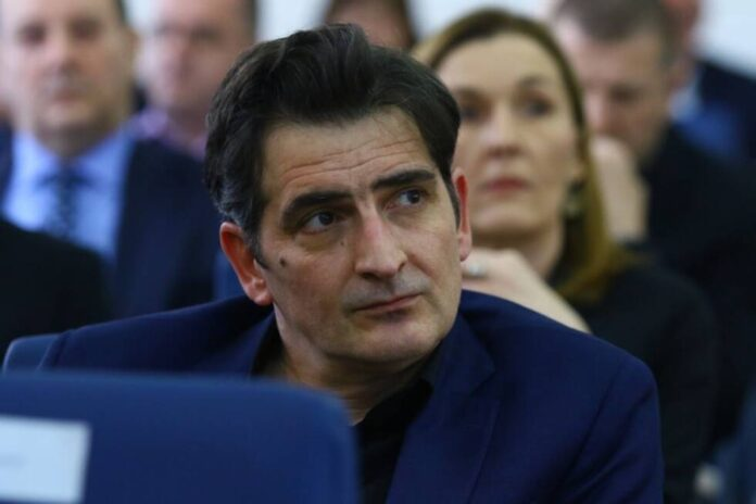 faruk kapidzic ministar vladaks rsa dzk
