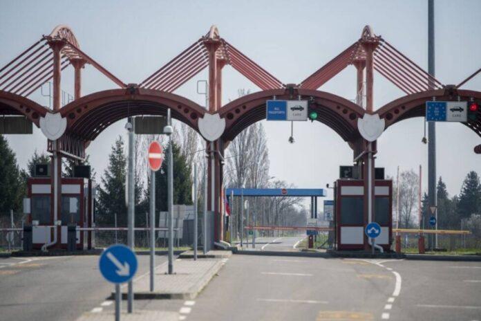 hrvatska granica