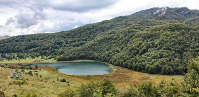 jezero alagovac nevesinje