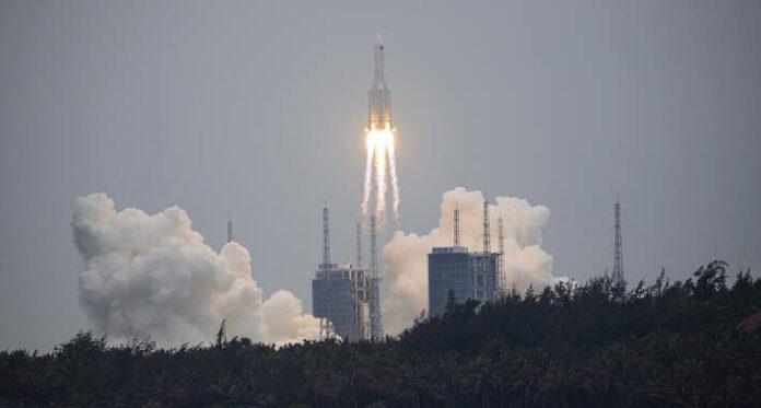 kineska raketa 1
