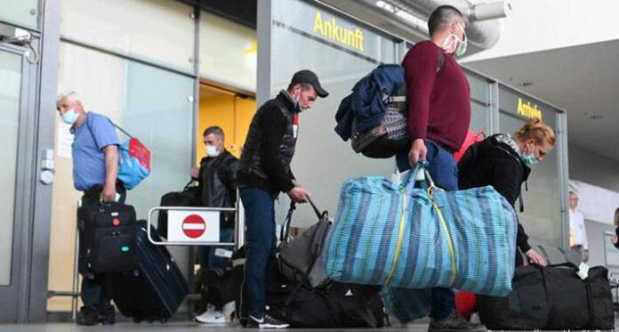 njemacka odlazak aerodrom rad