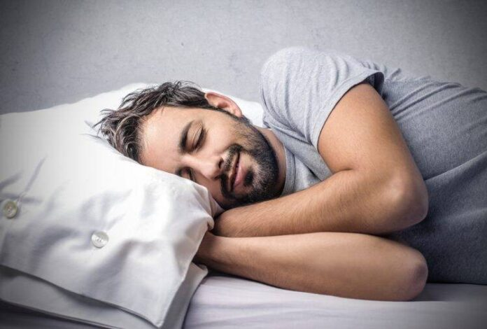 spavanje san muskarac