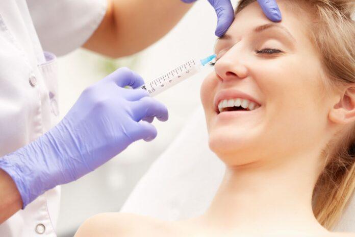 Anti Wrinkle Botox Injections