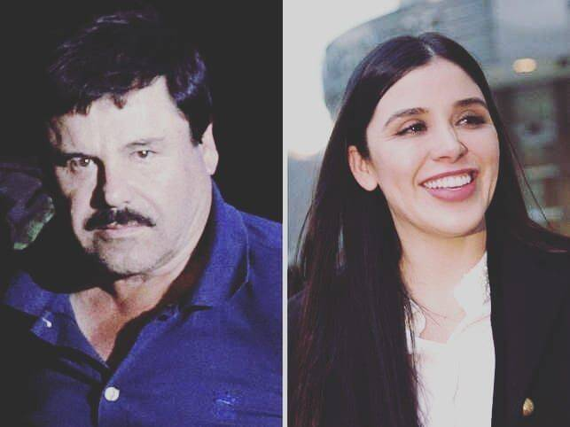 El Chapo supruga2
