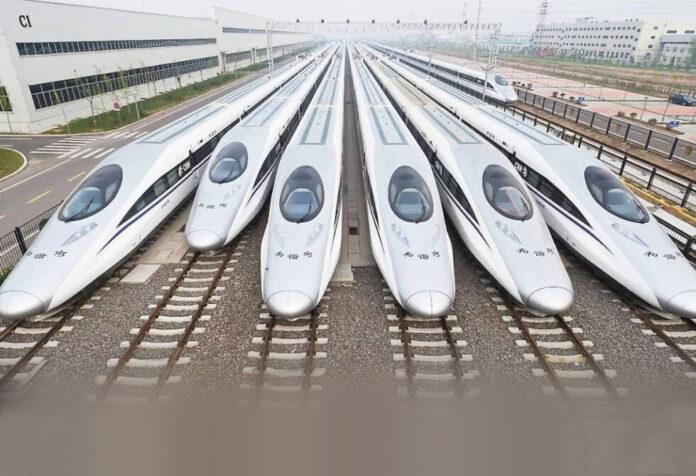 Kineski brzi