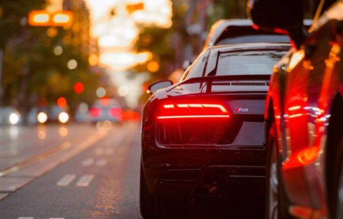 automobil cesta
