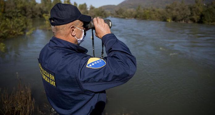 granicna policija bih drina migranti