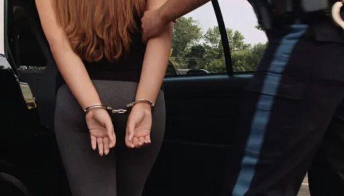 hapsenje policija