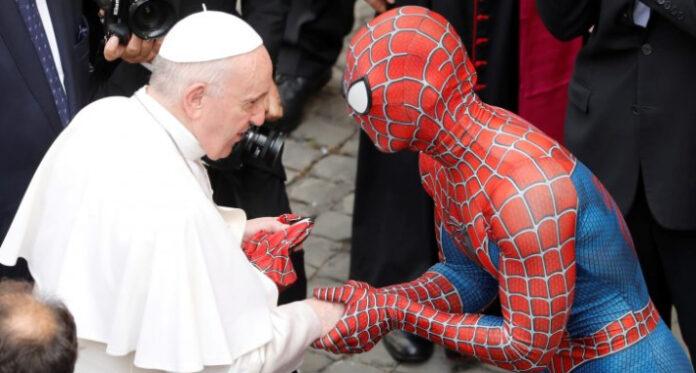 spiderman papa 1