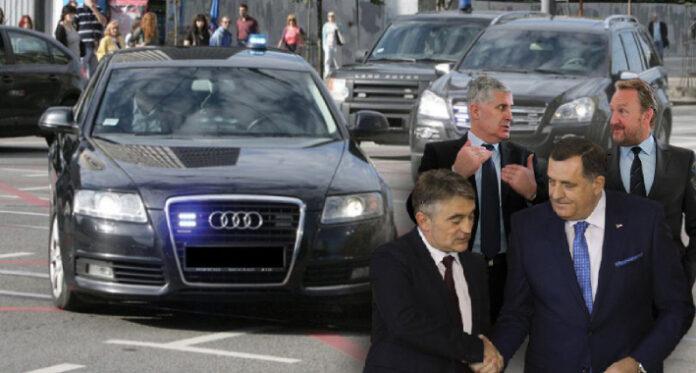 vozaci sluzbeni politicari 1