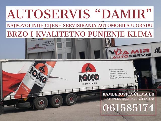 Autoservis Damir Zenica