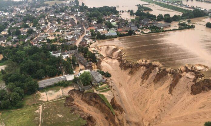 Njemacka poplave Twitter