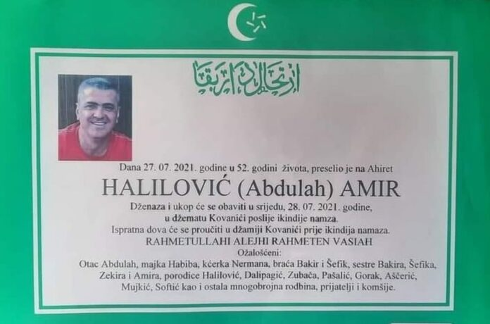 amir halilovic