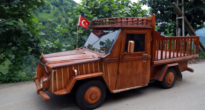 drveni kamionet1 1