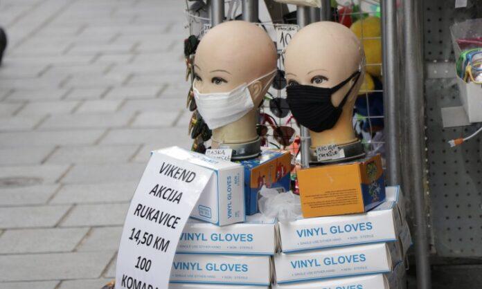 koronavirus covid19 maske sarajevo 0620 apd 14