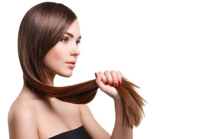 kosa frizura zena ljepota moda stil