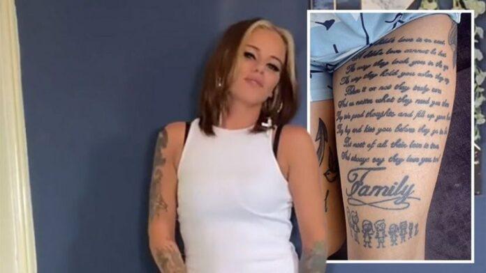 mama tetovaze