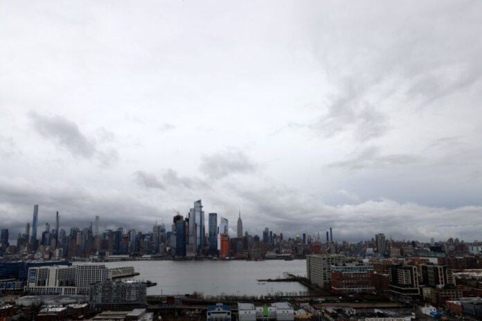 new york oluja sad amerika 25dec20 AA03