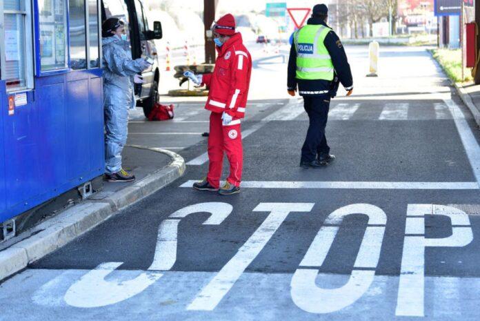 slovenija granica januar2021 epa