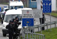 hrvatska granica policija