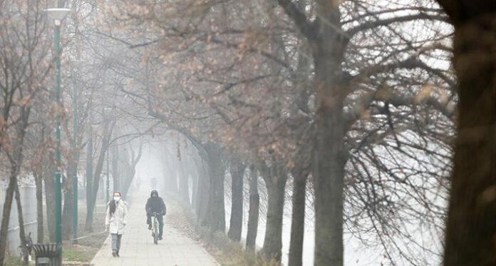 vrijeme magla