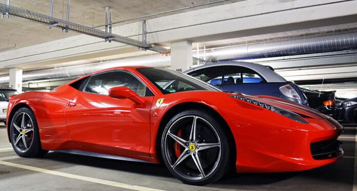 Ferrari F142